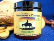 Horseman's Therapy Naturals SmoothMe Salt Scrub - Product Image